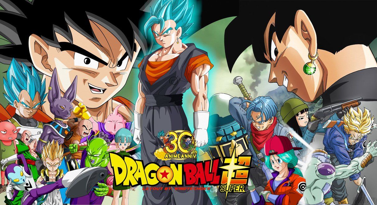 Free Download Dragon Ball Super Wallpaper Black Goku And Trunks By