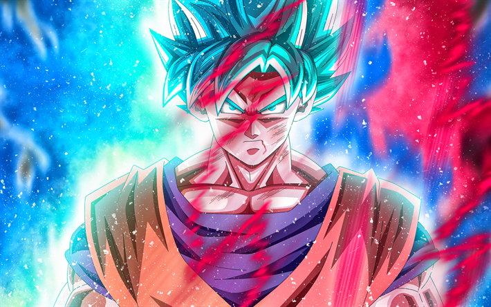 Free Download Descargar Fondos De Pantalla Goku 4k Arte Dbz Fuego 710x444 For Your Desktop Mobile Tablet Explore 35 Goku Red Wallpapers Goku Red Wallpapers Goku Backgrounds Goku Wallpaper