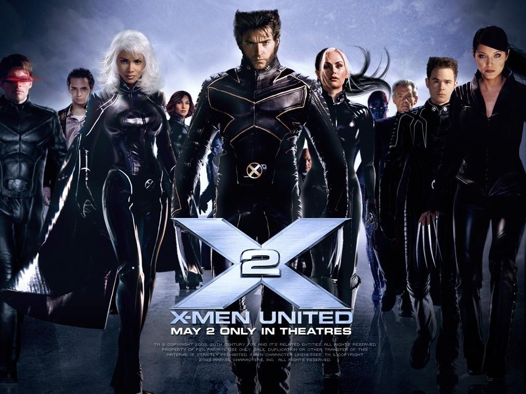 X Men United   X men THE MOVIE wallpaper 19426774   fanpop 1024x768