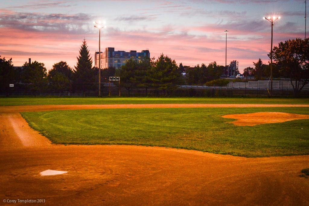 Baseball Park Wallpaper - WallpaperSafari