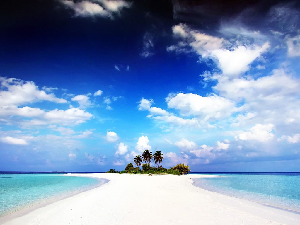 wallpapers Island Desktop Backgrounds 1024x768