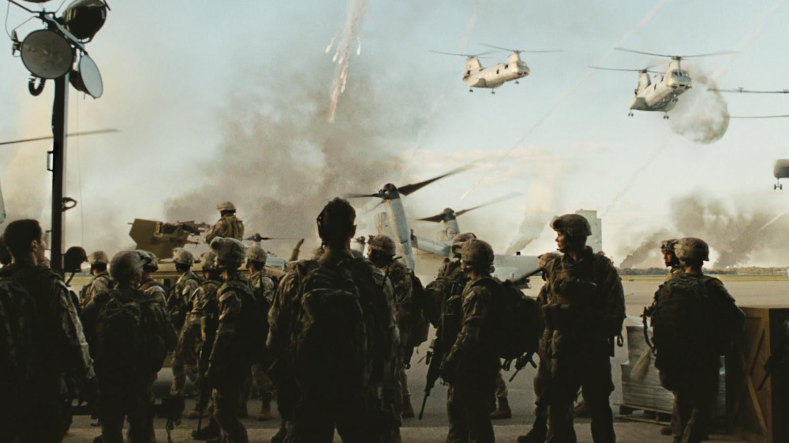 Battle Los Angeles in Full HD Wallpapers  1080p Wallpaper Store 1600x900