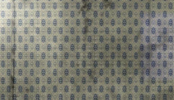 How to paint over vinyl wallpaper 660x380