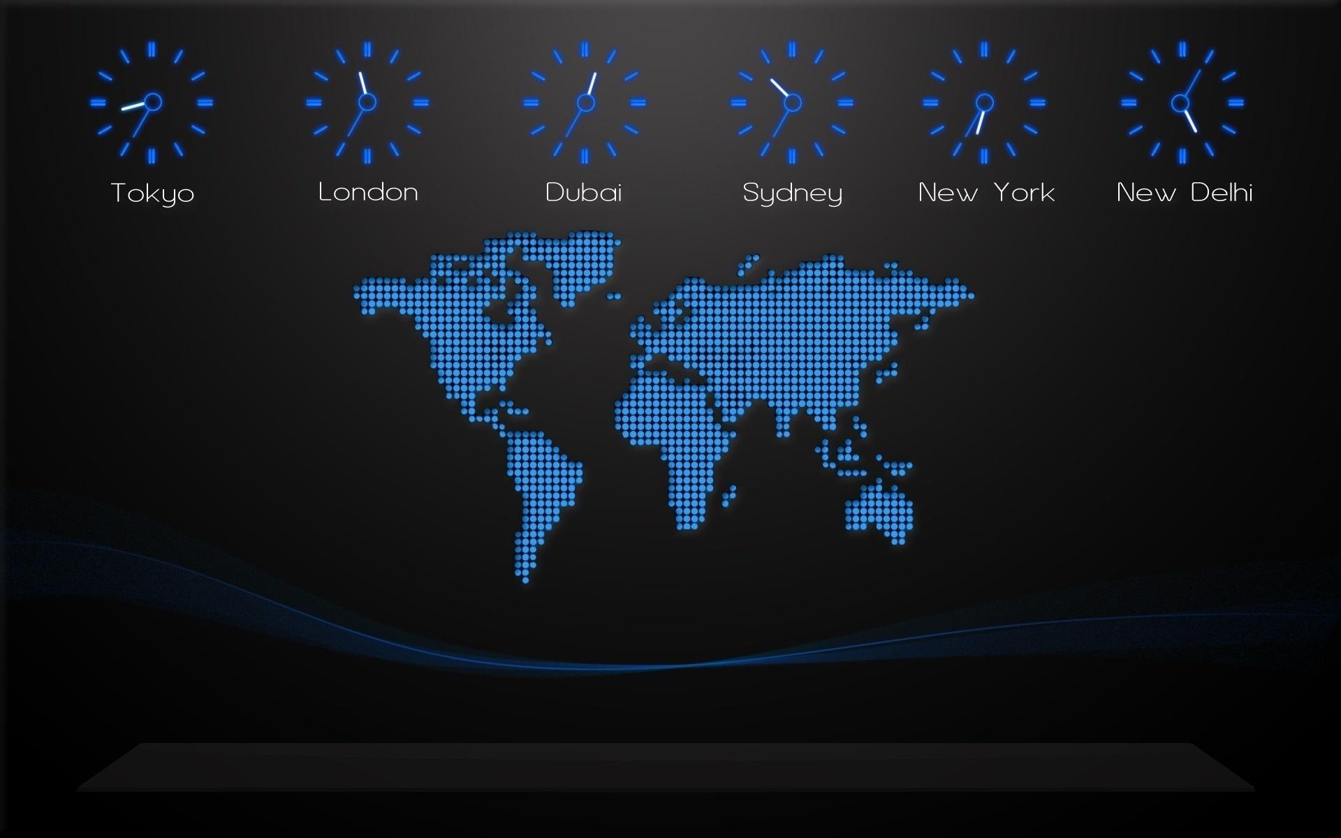wallpaper textures simple map time world clocks desktop wallpaper