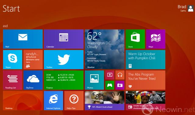 Neowin Customizing Windows 81s Start screen   TechSpot 640x376