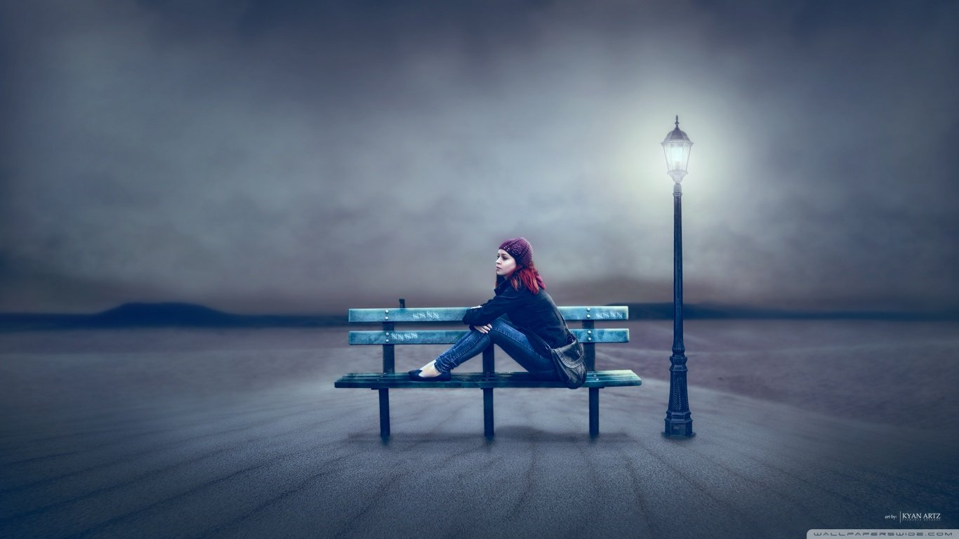 Waiting Wallpaper Best Wallpapers HD Collection 1366x768
