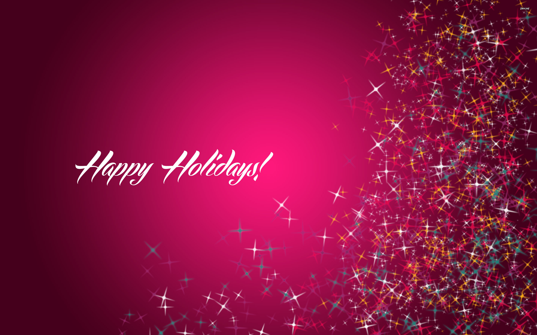 72] Happy Holiday Wallpaper on WallpaperSafari 2880x1800