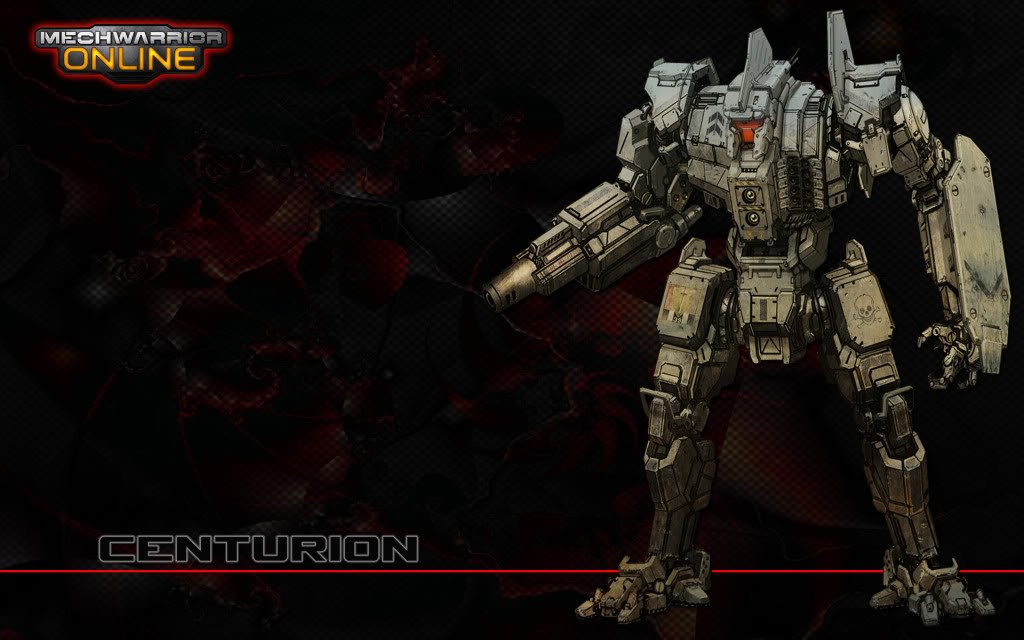 Mechwarrior Wallpaper Top wallpaper centurion 1024x640