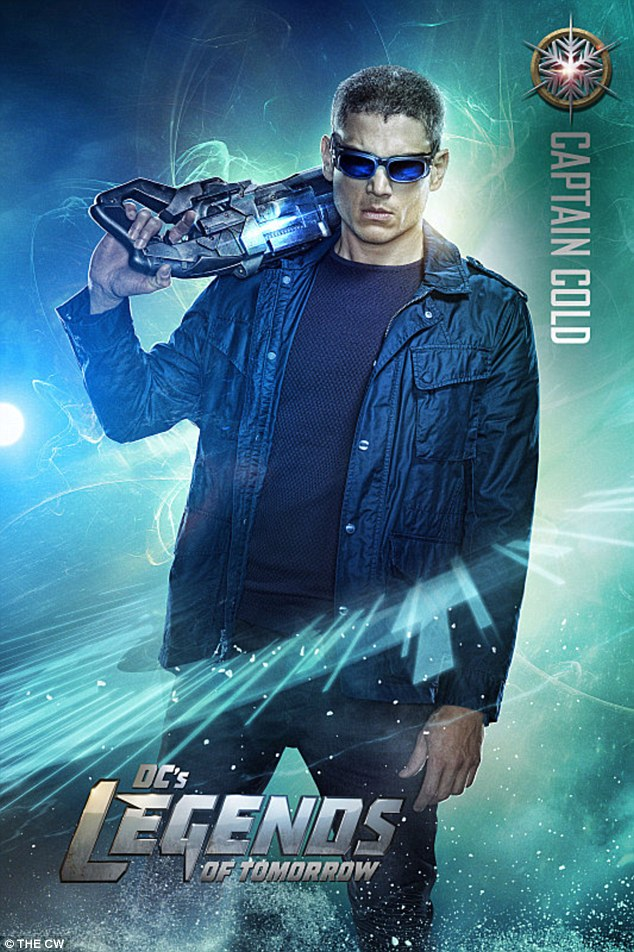 Wentworth Miller and Brandon Routh lead DCs Legends Of 634x952