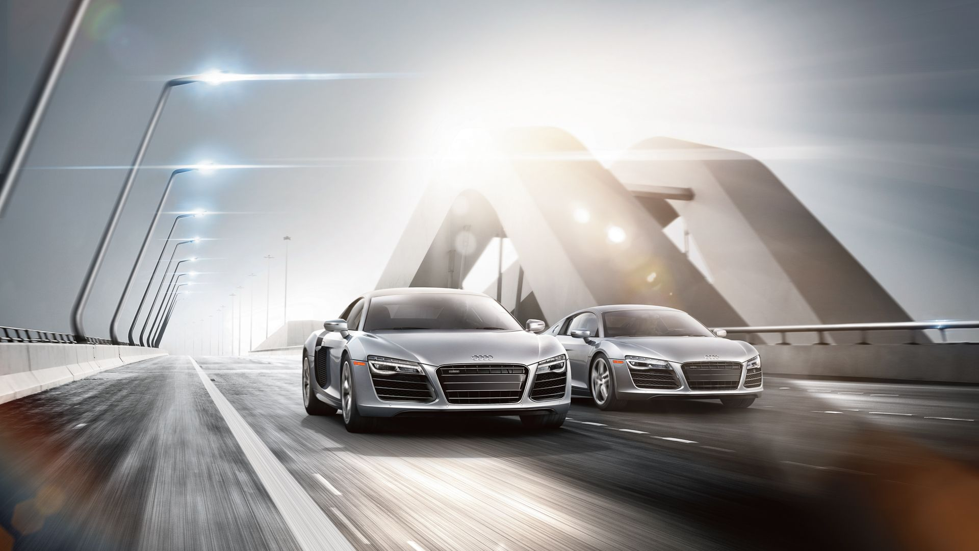 Awesome 2015 Audi Cars Speed City wallpaper cars 1920x1080