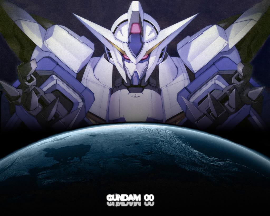 Hd Gundam Themes: Gundam 00 Movie Wallpaper