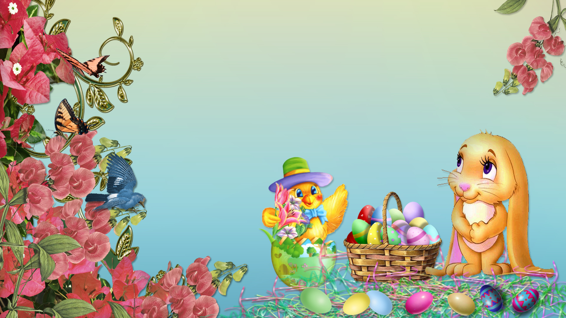 47] Easter Wallpaper for Facebook on WallpaperSafari 1920x1080