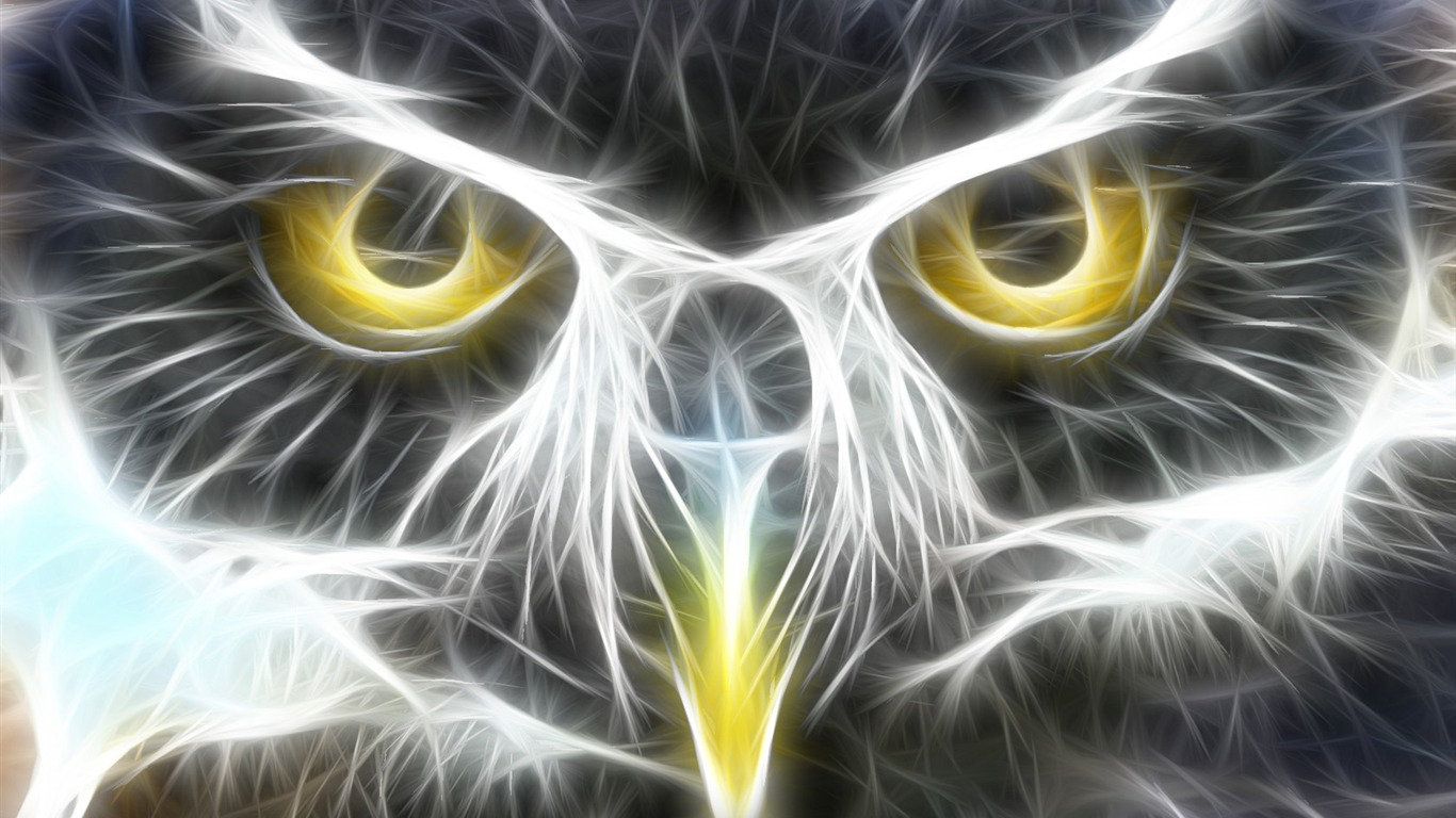 Cool Animal Backgrounds Desktop Image 1366x768