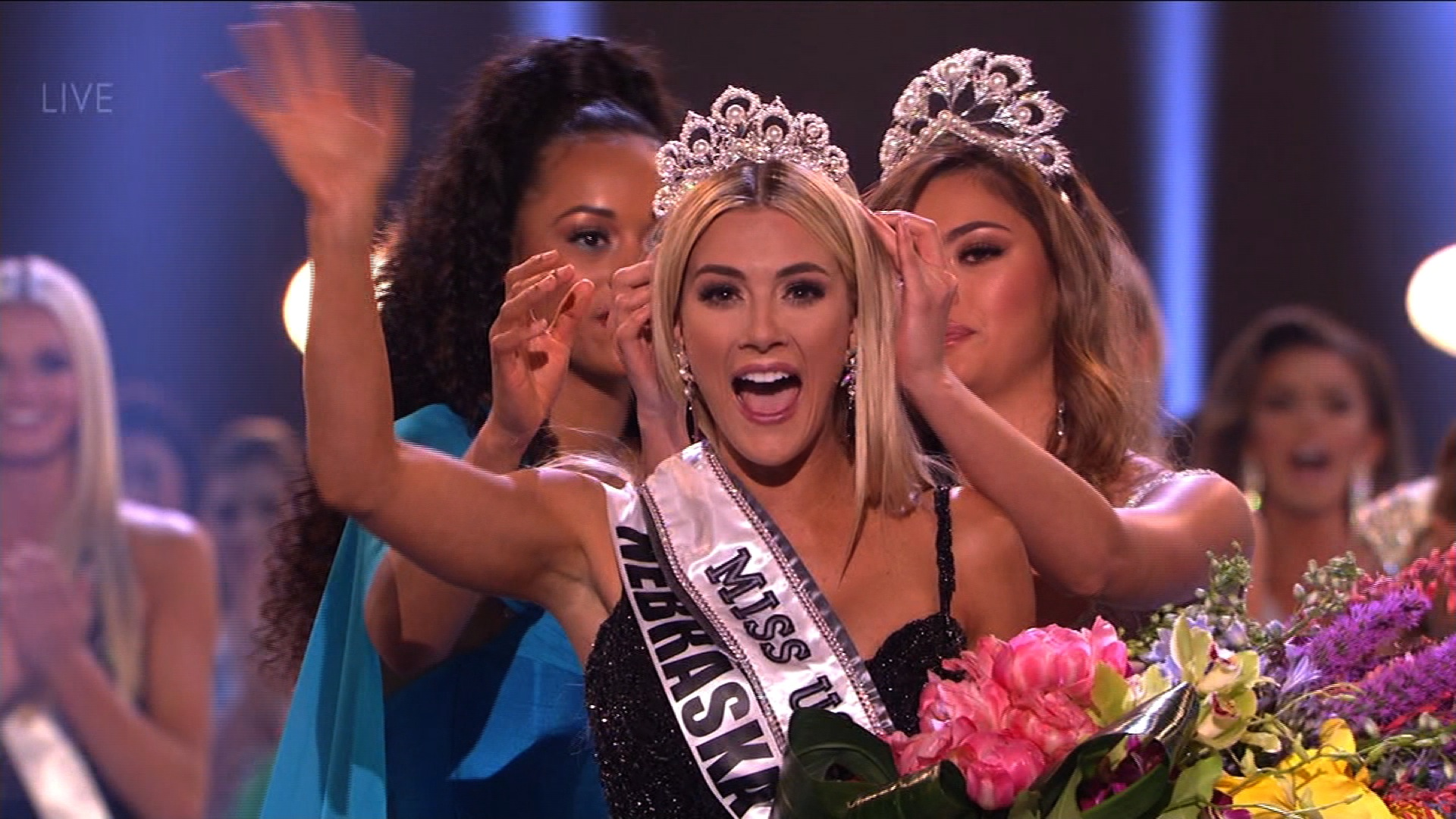 The new Miss USA is   CNN Video 1920x1080