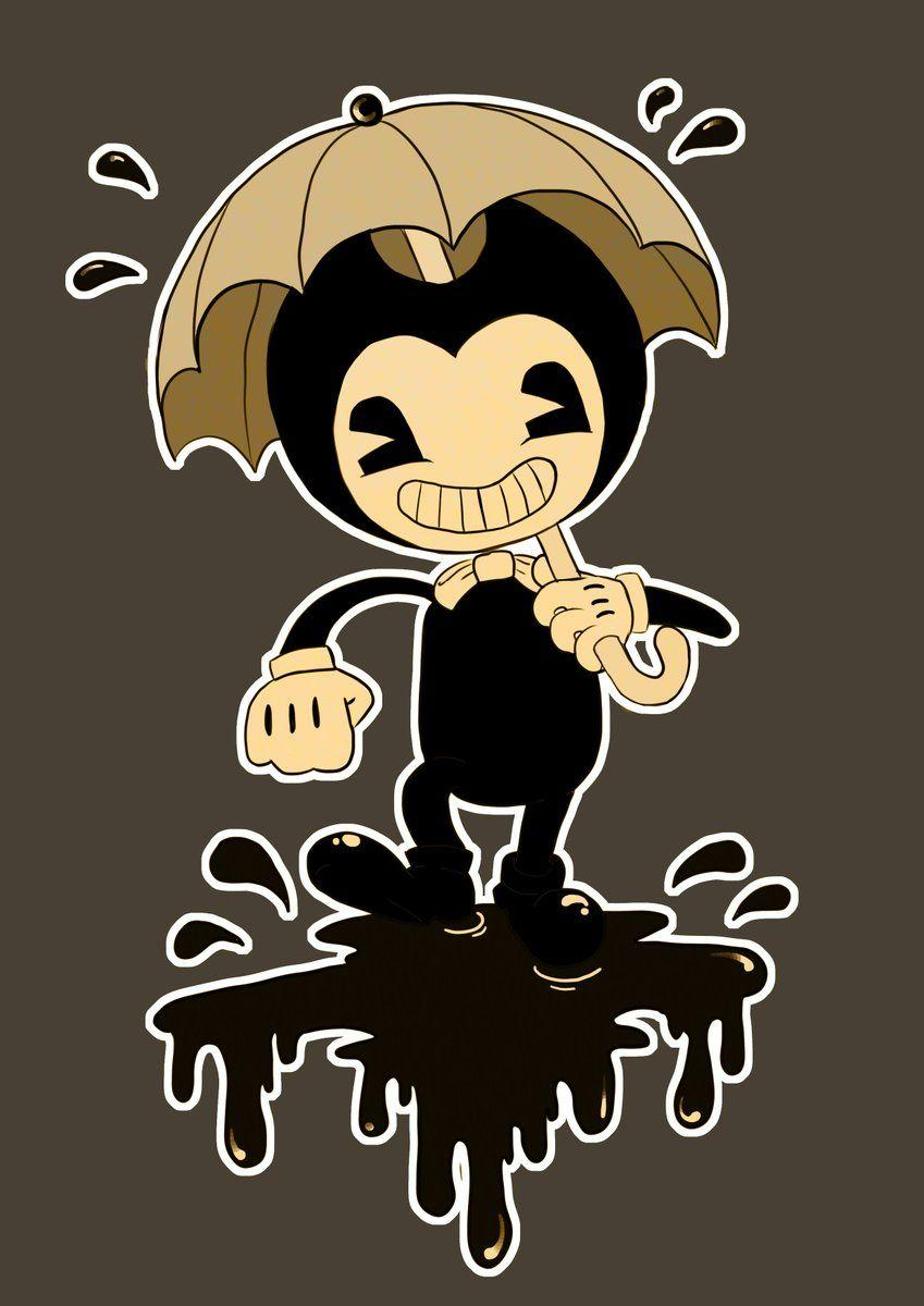 Free Download Bendy And The Ink Machine Wallpapers 849x1200