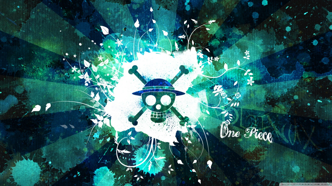 One Piece HD desktop wallpaper High Definition Fullscreen Mobile 1366x768