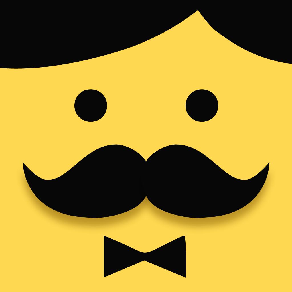 Free download Moustache Wallpaper