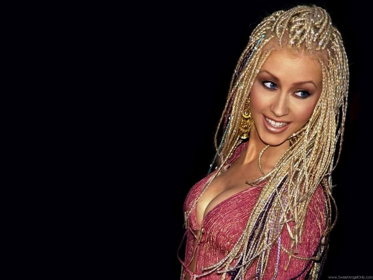 Christina Aguilera Click on the Image for Larger View 1280x960