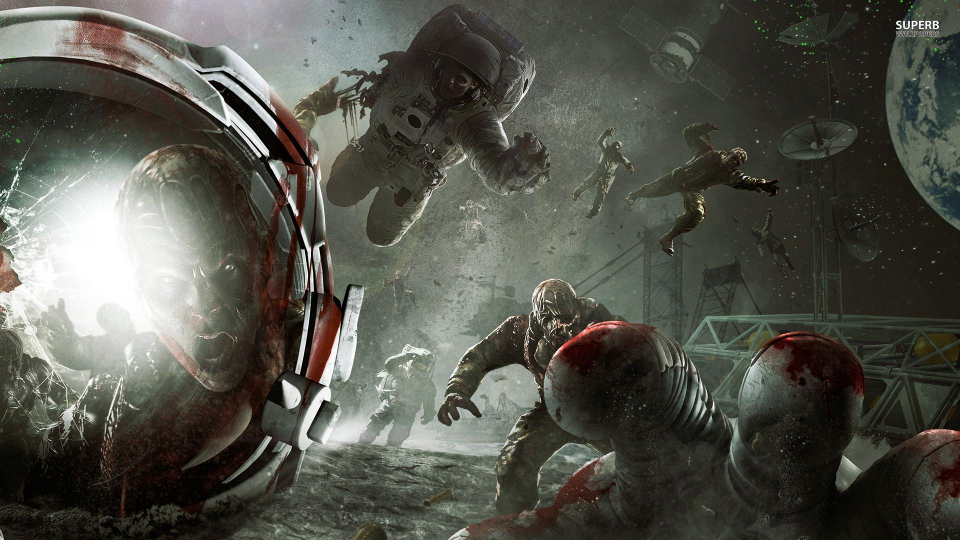Black Ops Zombies Wallpaper 1080p - WallpaperSafari