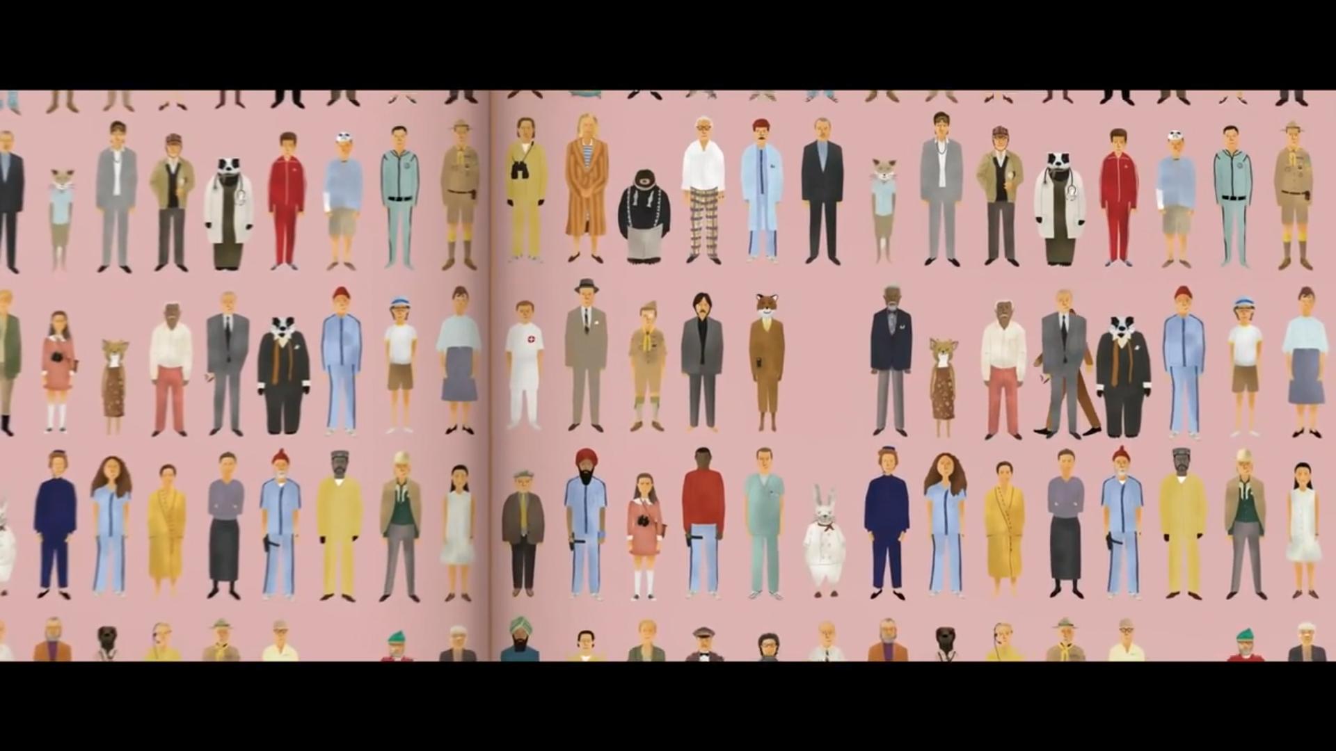 Wes Anderson Wallpaper - WallpaperSafari