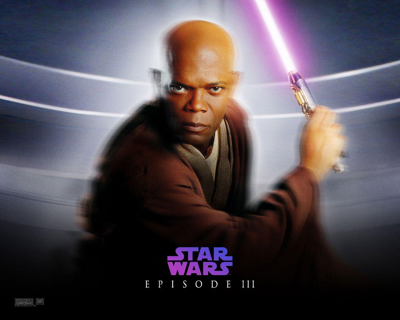 Mace Windu Star wars website Star war episode 3 Star wars 1280x1024