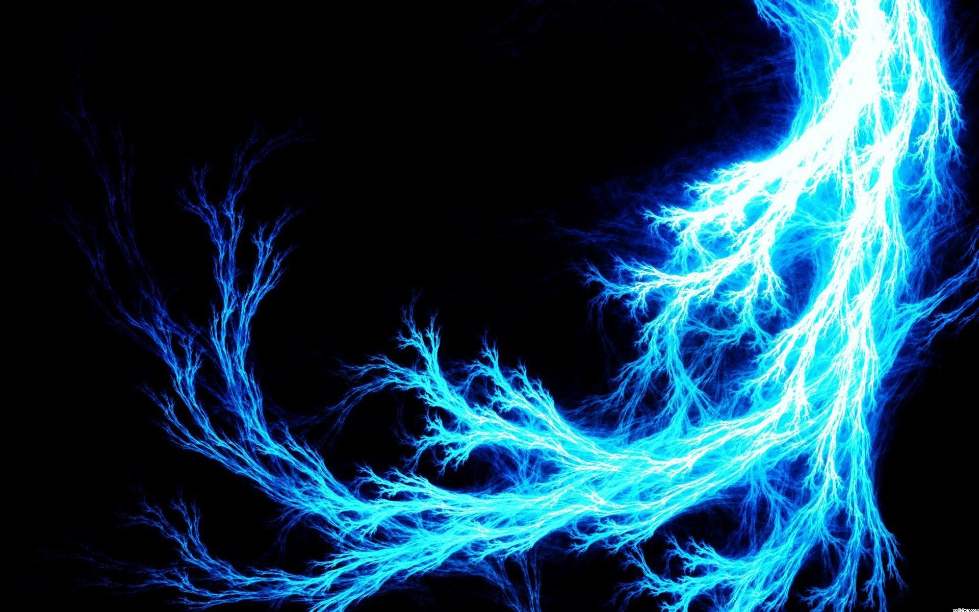 Blue Lightning Wallpaper 53 images 1920x1200