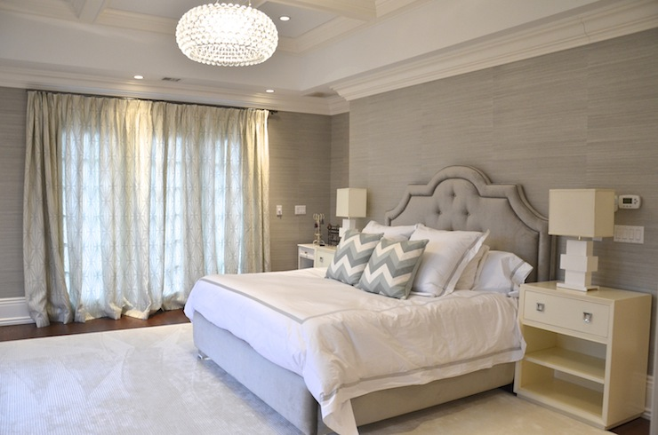 Free Download Gray Bedroom With Phillip Jeffries Elephant