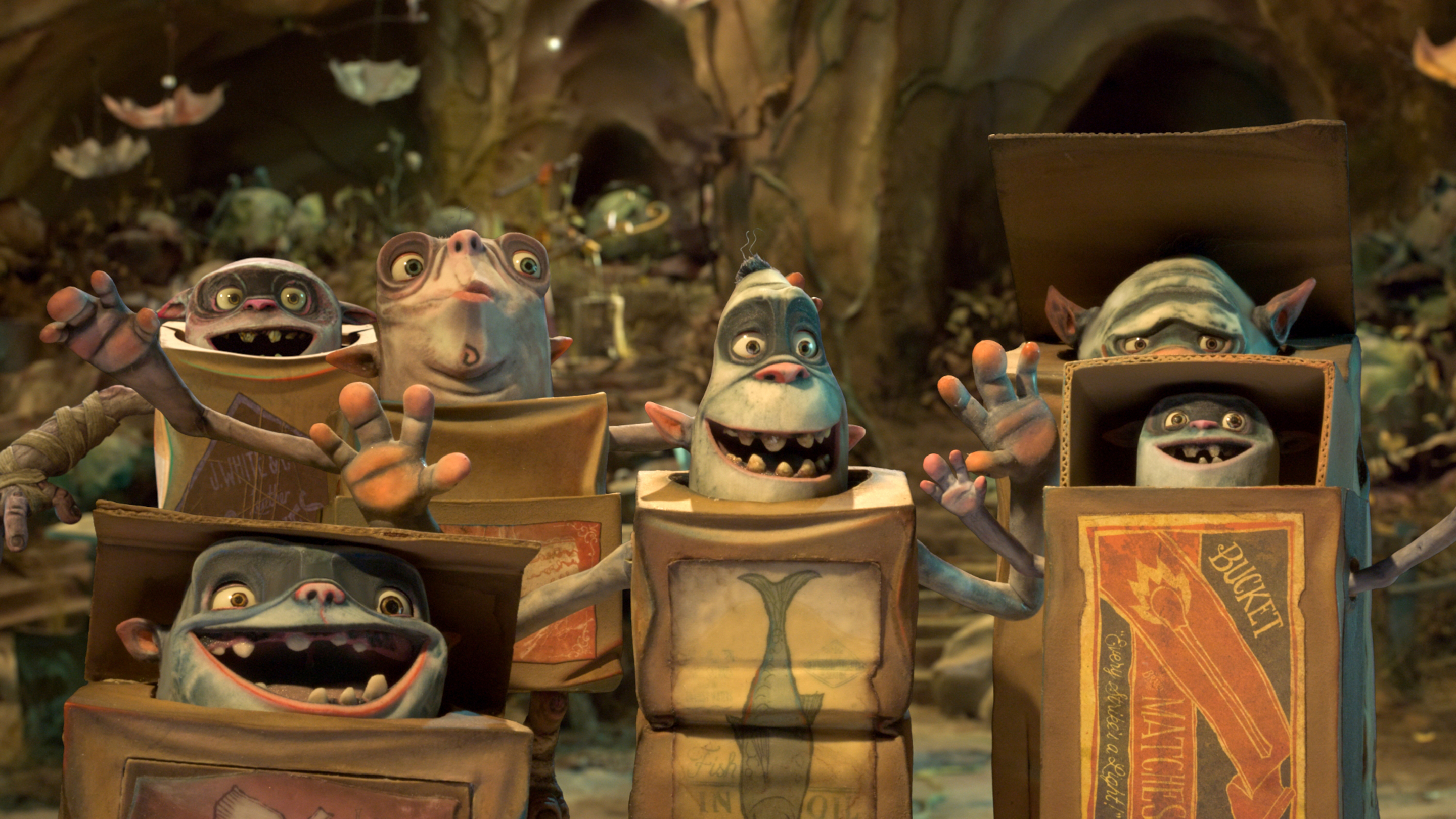 21 The Boxtrolls HD Wallpapers Background Images 2880x1620