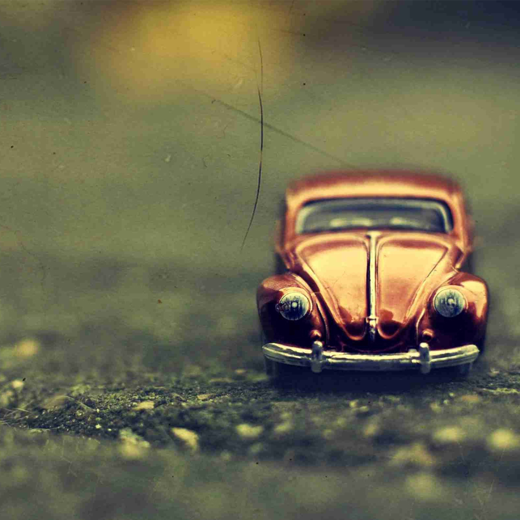 Volkswagen Beetle Retro 4k Hd Wallpaper: VW Beetle Wallpaper