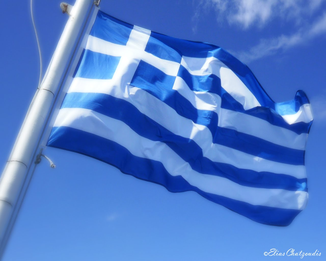 Greek Flag Pictures 1280x1024