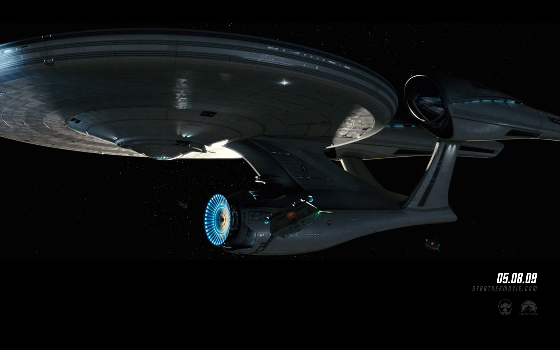 my opinion also the new starship enterprise looks so cool 1920x1200