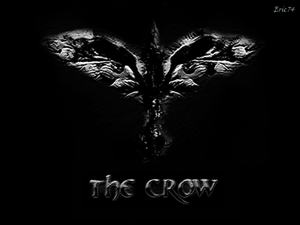 46 crow wallpaper background on wallpapersafari - The crow wallpaper ...