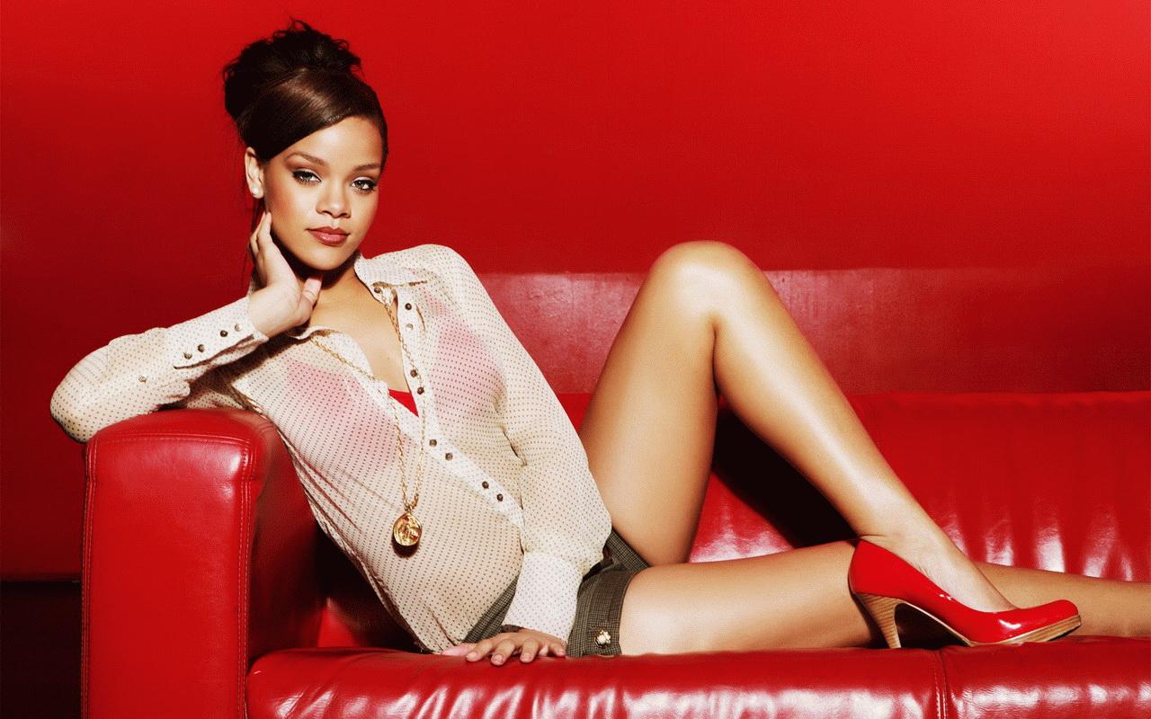 All Hollywood Stars Rihanna New Beautiful Hot HD Wallpaper 2012 2013 1280x800