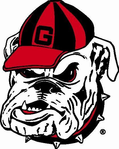 Georgia Bulldog 418x525