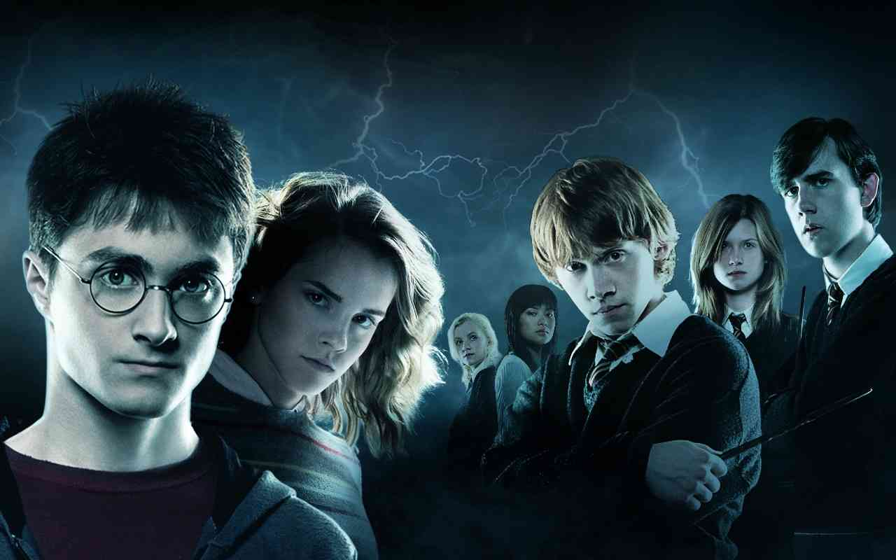 44] 1080P Harry Potter Wallpaper on WallpaperSafari 1280x800