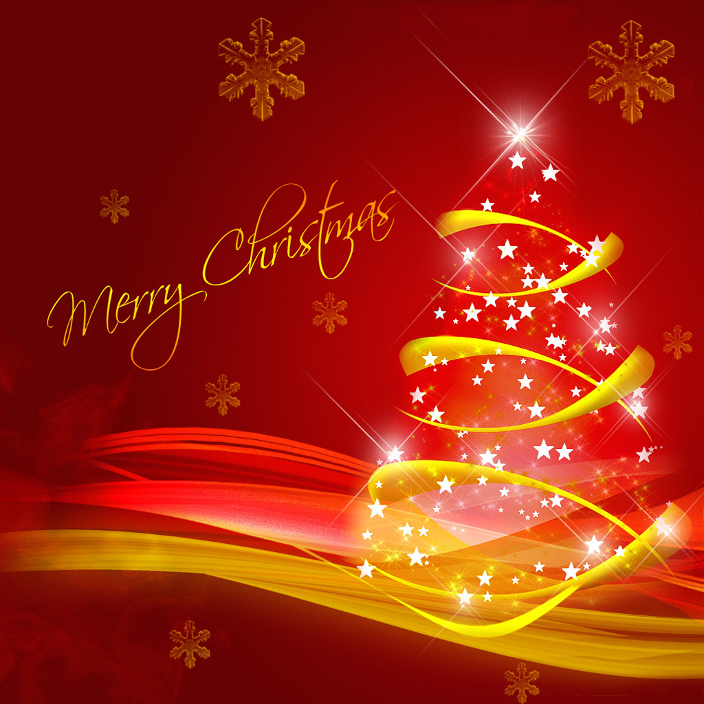 Christmas Wallpapers For Ipad Hd Wallpapers Download 1024x1024
