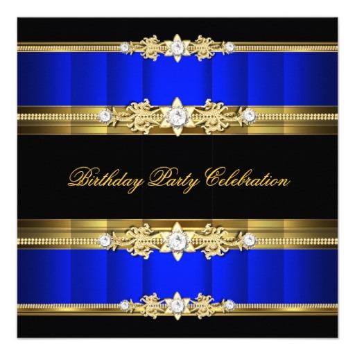 Royal Blue and Gold Wallpaper 512x512