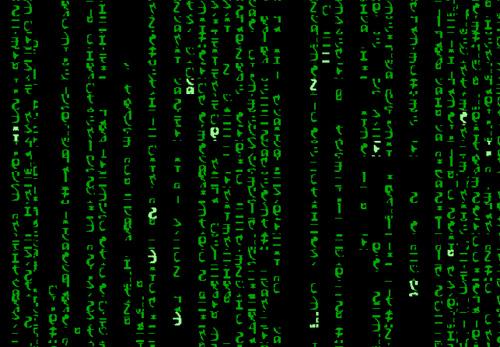 Windows Matrix Wallpaper Download the matrix screen 500x347