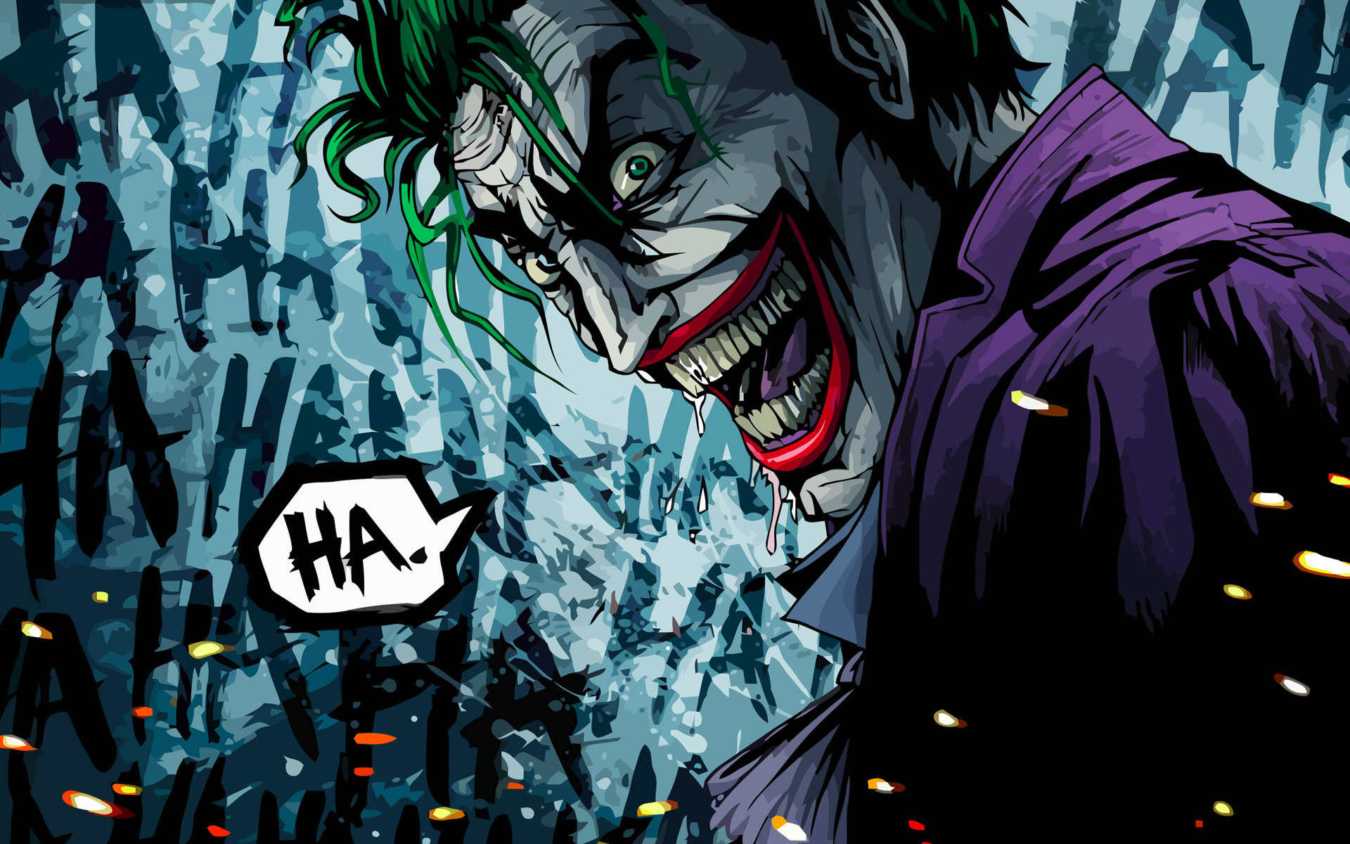 Joker Computer Wallpapers Desktop Backgrounds 1920x1200 1920x1200