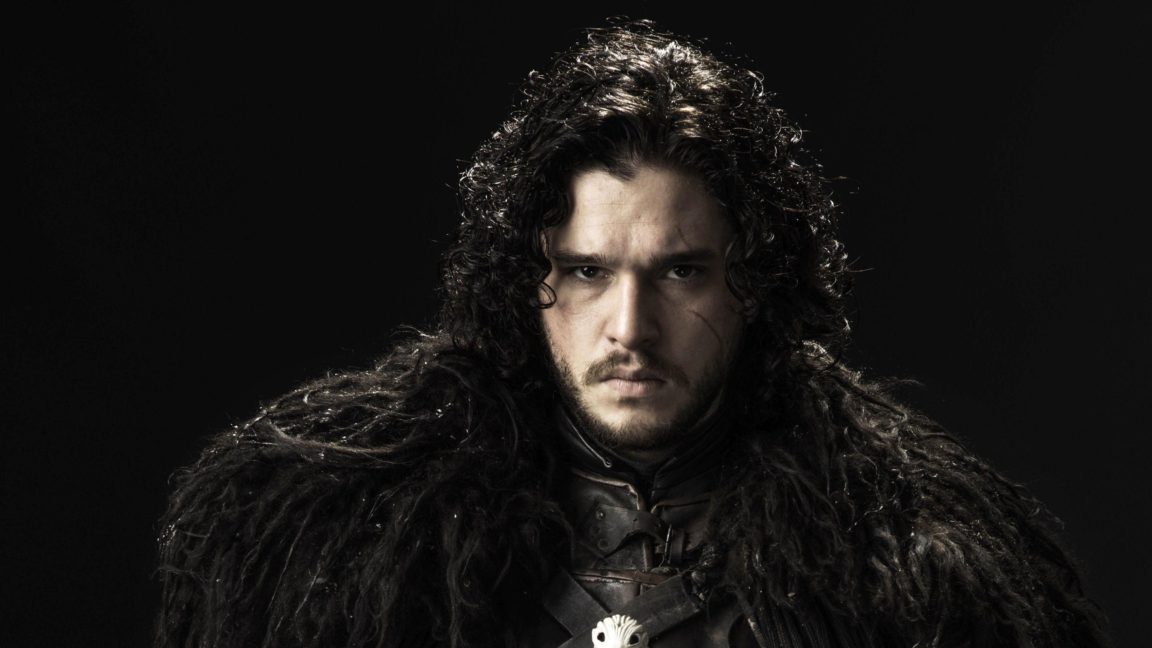 jon snow wallpaper Game of Thrones em 2019 Jon snow Jon snow 3840x2160