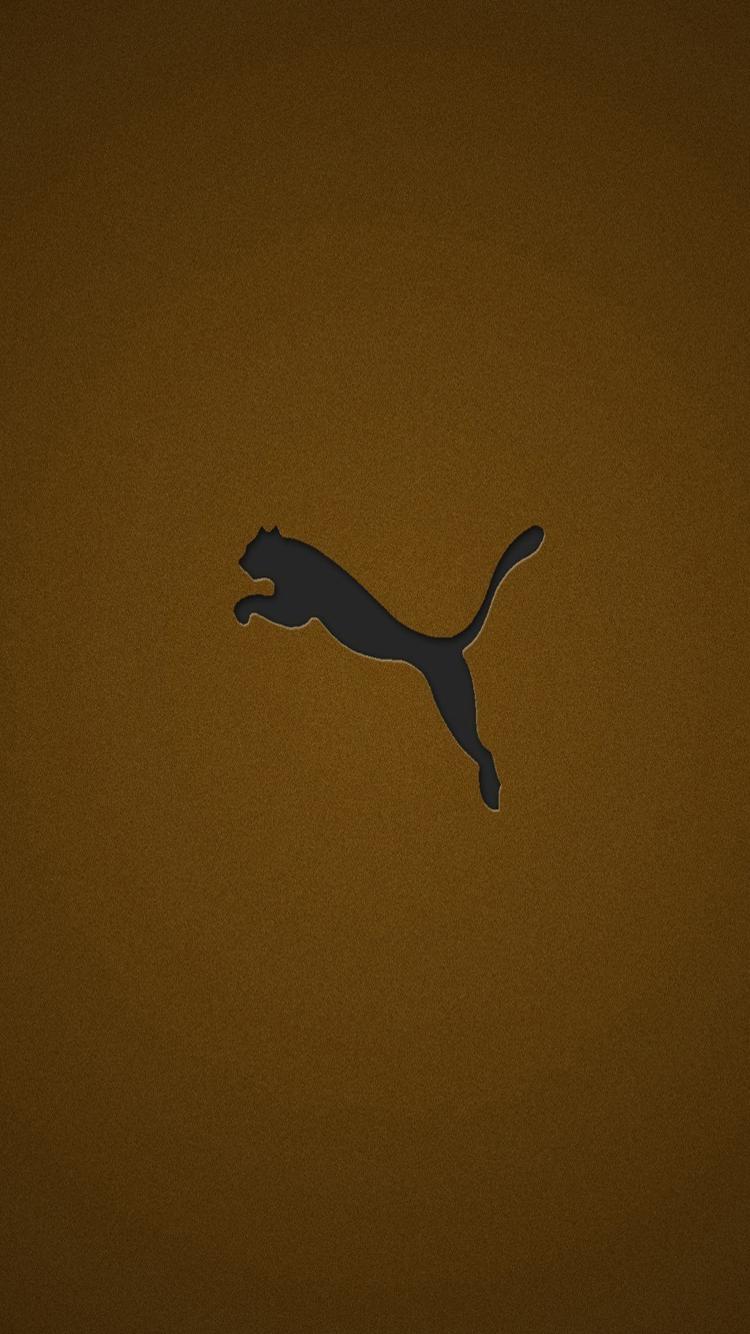 Puma Logo Wallpaper 750x1334