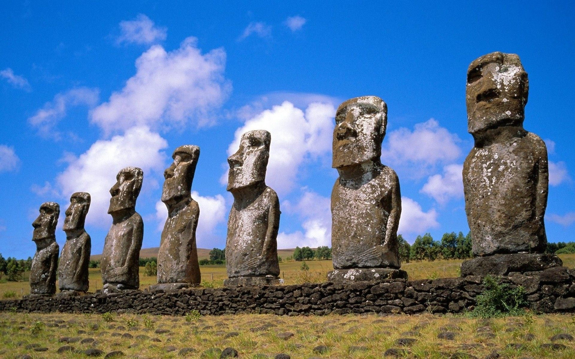 Easter Island Wallpapers Pictures Images 1920x1200