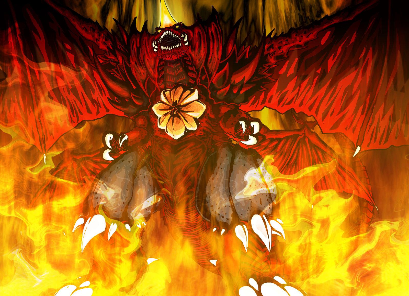 Destoroyah vs Titans Warhammer 40 000 SpaceBattles Forums 1600x1161
