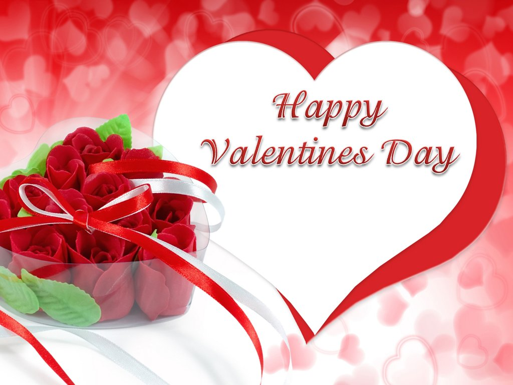 Happy valentines day wallpaper 1024x768 26473 1024x768