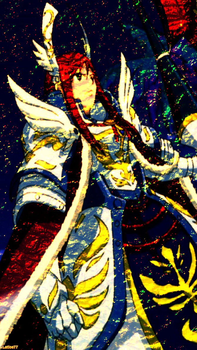 Fairy Tail   Farewell Fairy Tail iPhone Wallpaper by Latios77 on 670x1191