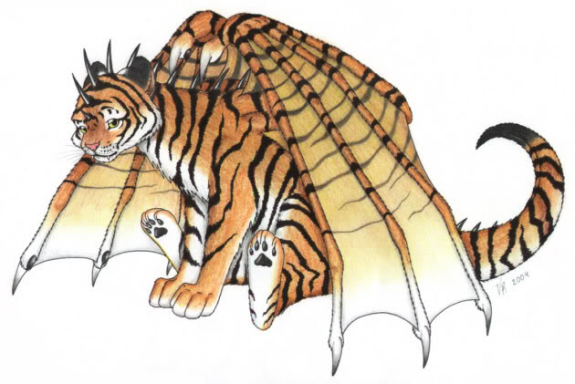 Tiger Dragon Graphics Code Tiger Dragon Comments Pictures 630x421
