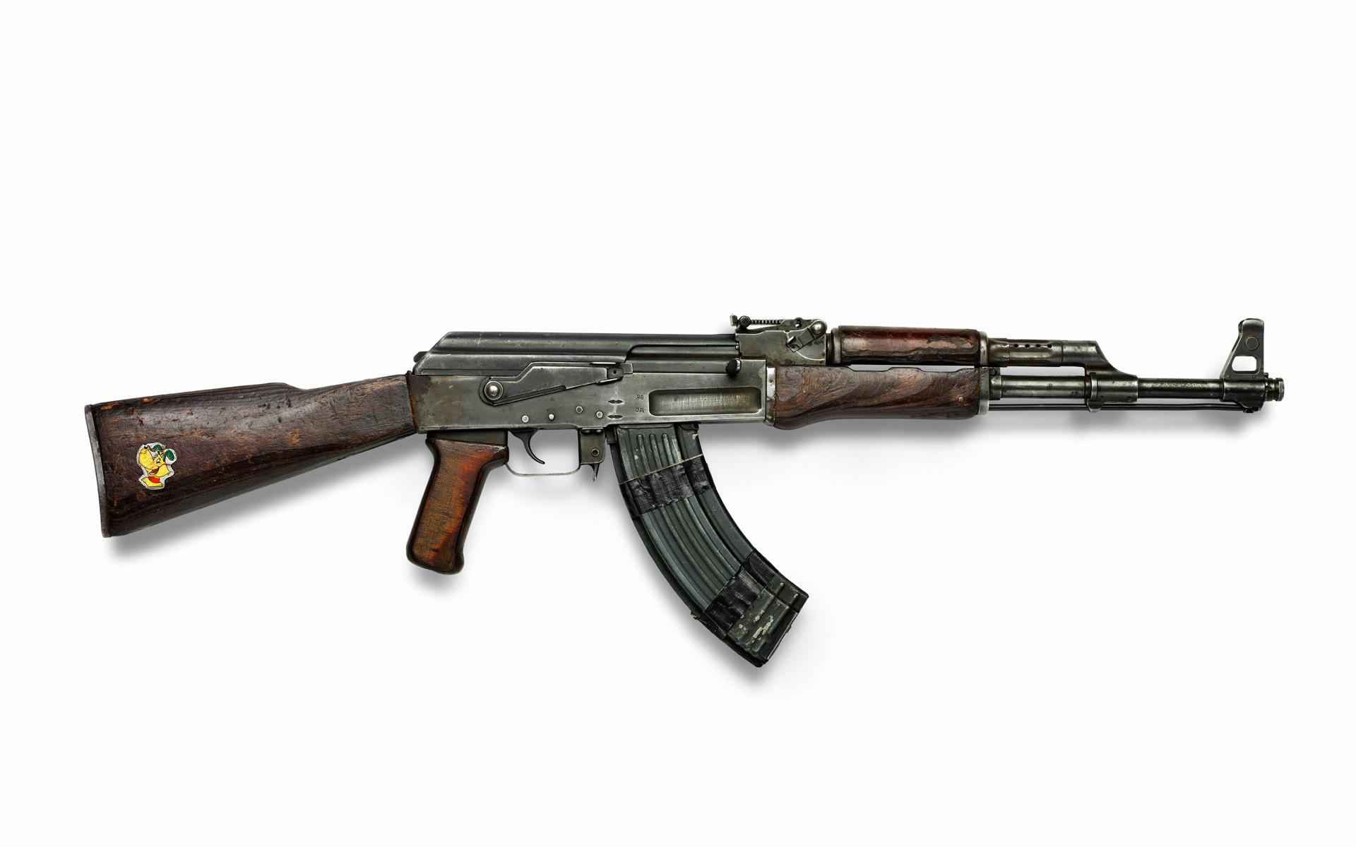 AK 47 rifle wallpaper 18745 1920x1200