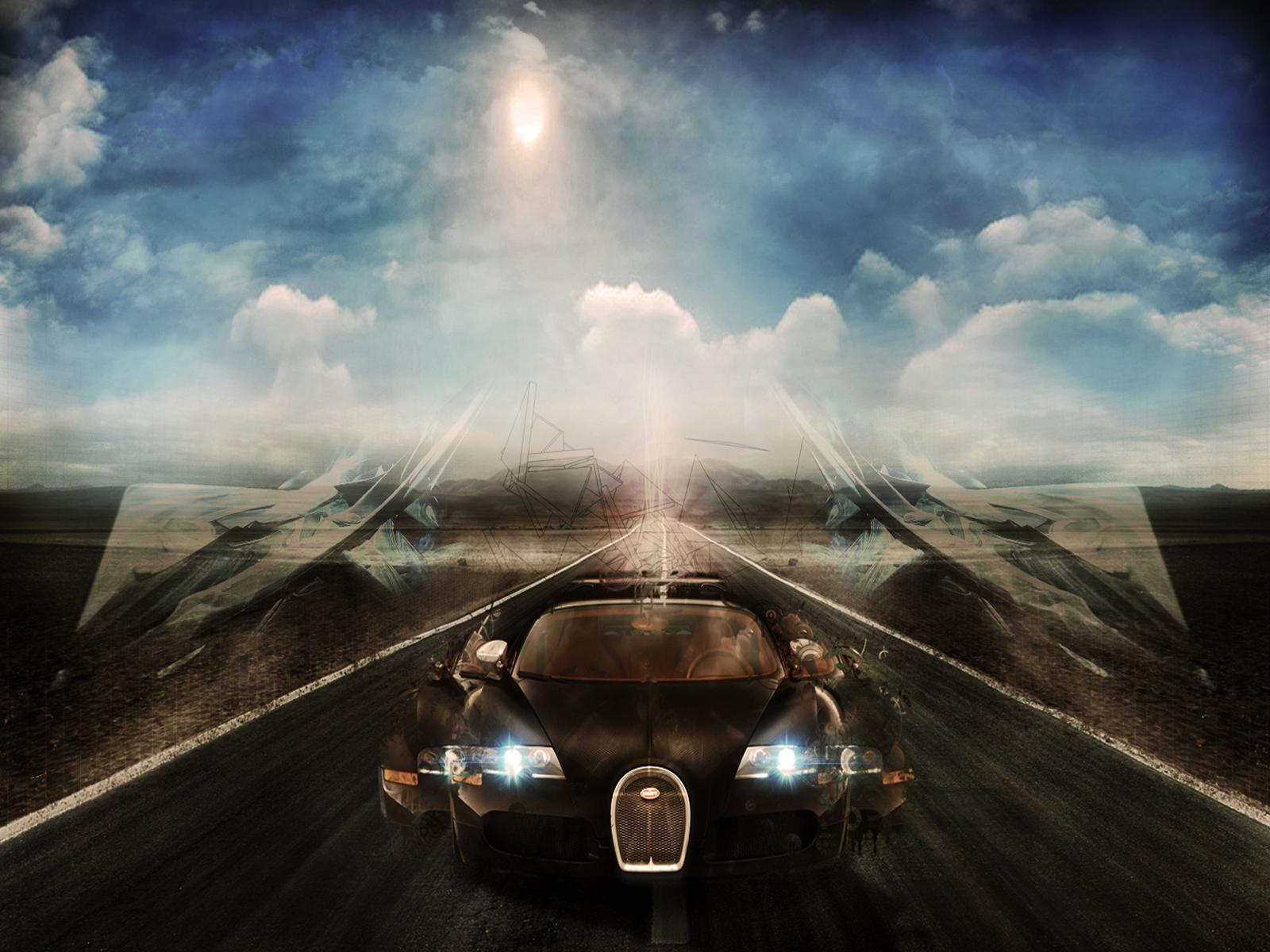 1600x1200 Bugatti Veyron desktop PC and Mac wallpaper 1600x1200