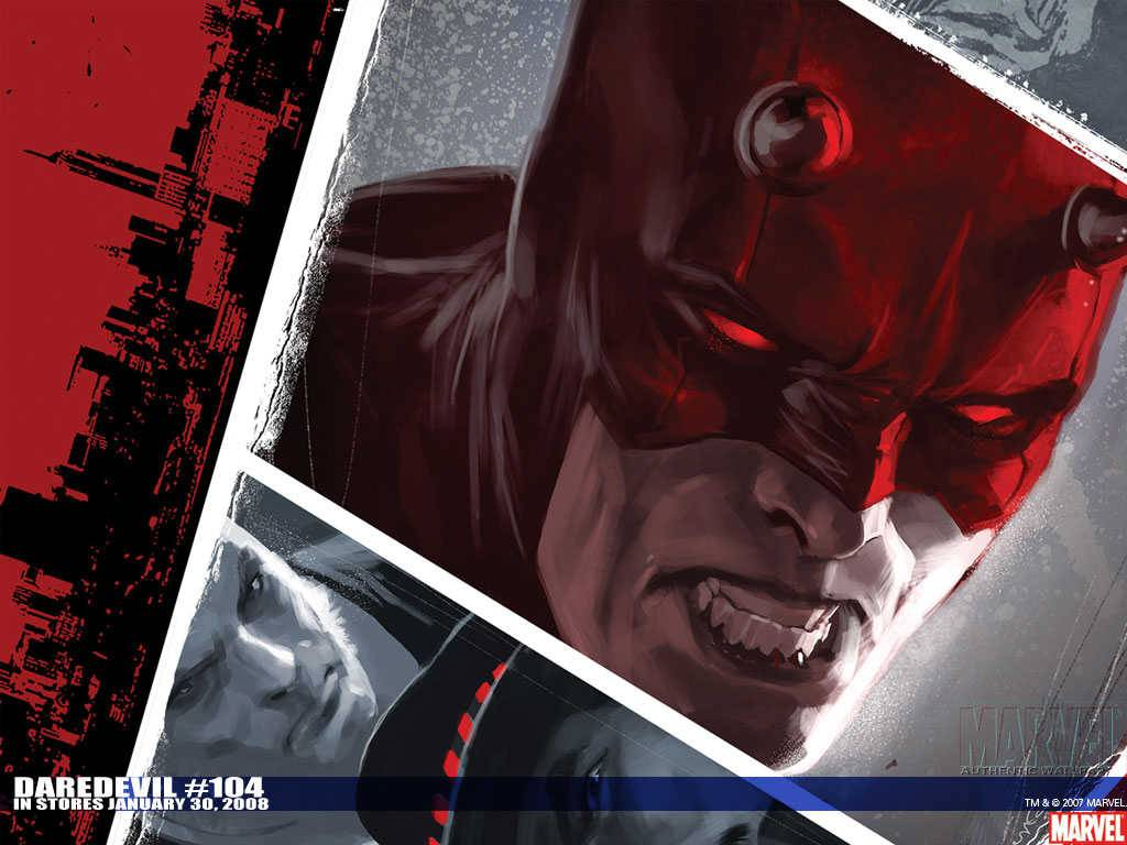 Daredevil 104 Marvel Comics   Marvel Wallpaper 1024x768