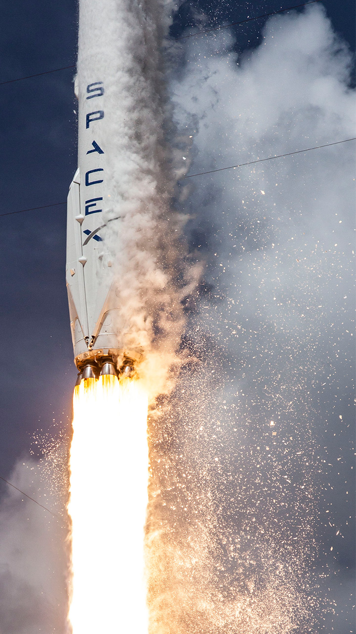 Spacex Phone Wallpaper posted by Michelle Anderson 720x1280